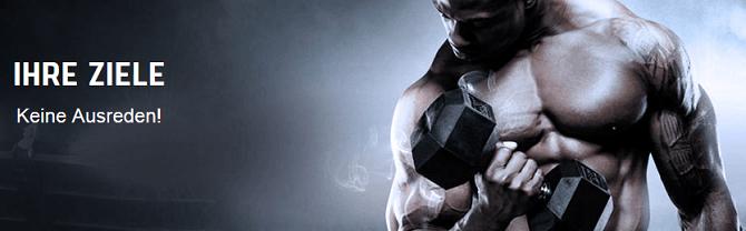MyProtein Ziele einhalten